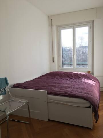Cosy Room In Geneva