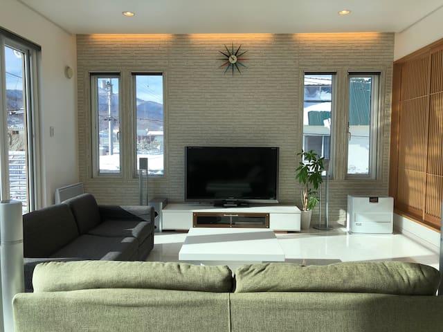 HZ HOUSE/Otaru Zenibako/個室/Room3/一軒家/WIFI/札幌・小樽観光