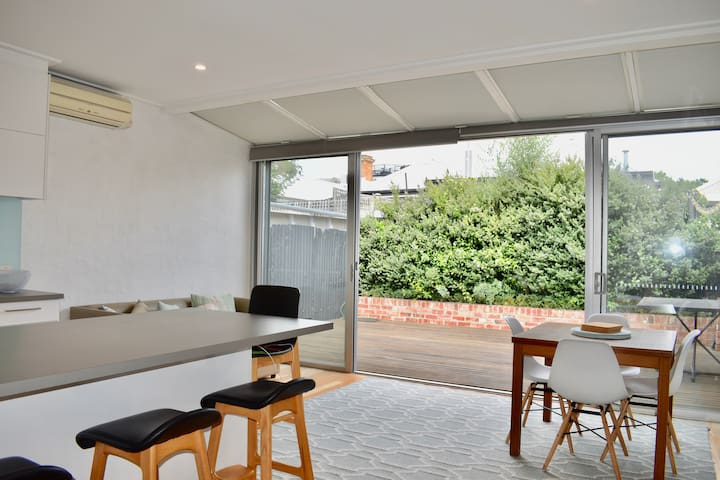 Charming Terrace House on Tree-Lined Street