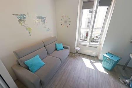 "Charming ""studio"", pedestrian street in Levallois - Levallois-Perret"