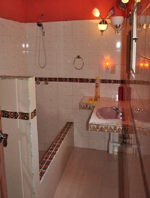 Baño de la Habitacion 2