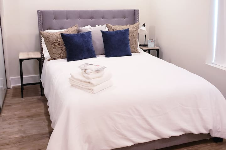 25% monthly discount! New apartment free parking