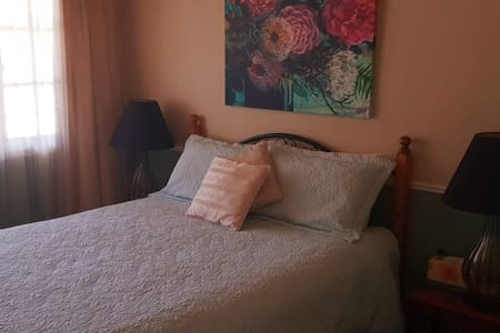 Sage Room at Kojonup's Ultimate Bed & Breakfast
