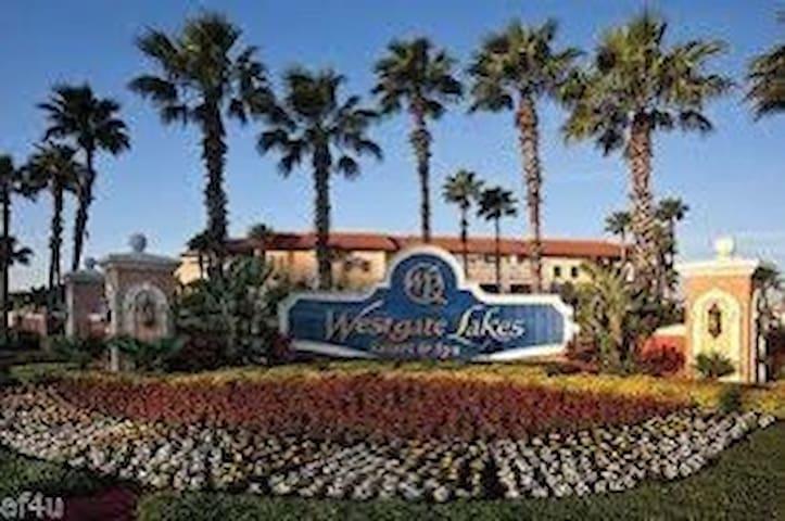 WestGate Lake Resort FL.