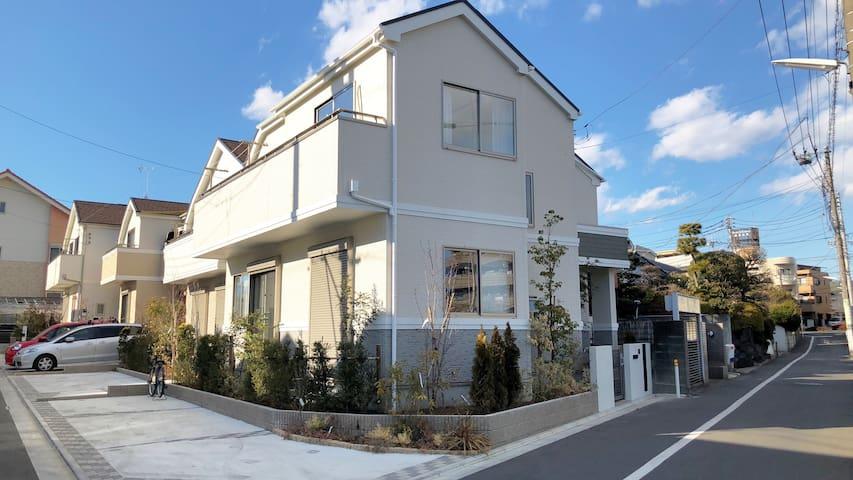 东京多摩川民宿family house in tokyo tamagawa 203