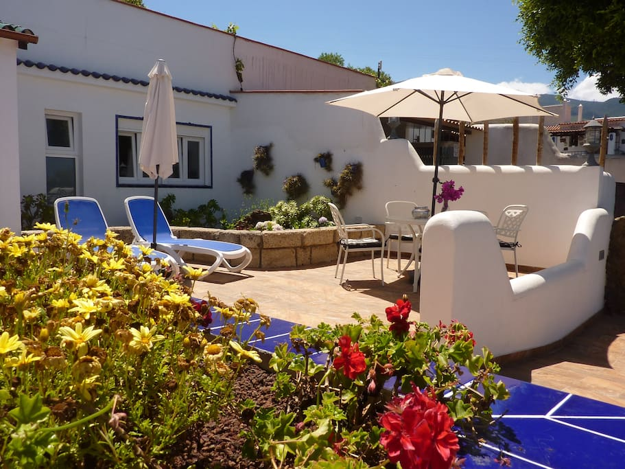 Chez saskia un encanto con vistas espectaculares - Casas espectaculares en espana ...