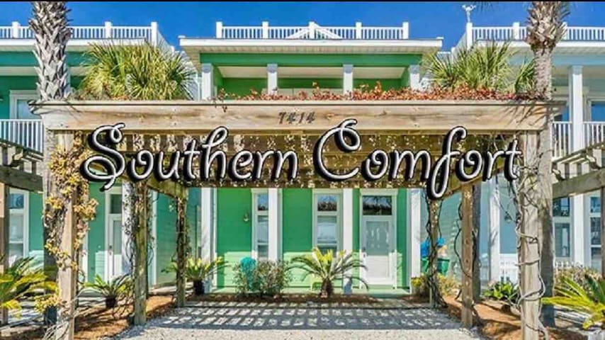 Southern Comfort-Gulf Front -Monthly Sp Avialable