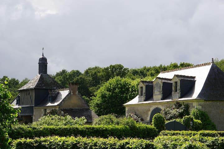 Domaine de Malitourne, Loire Valley - Luynes - House