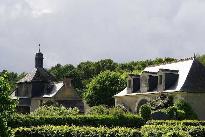 Domaine de Malitourne, Loire Valley