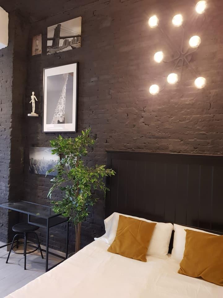 Bonito Alojamiento con Terraza - WIFI Gratis (F3)