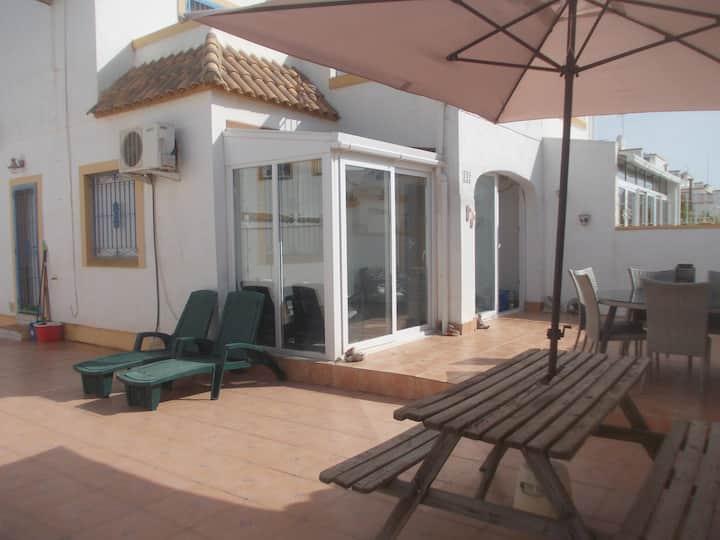 Jardin del mar 3 bedroom Quad House