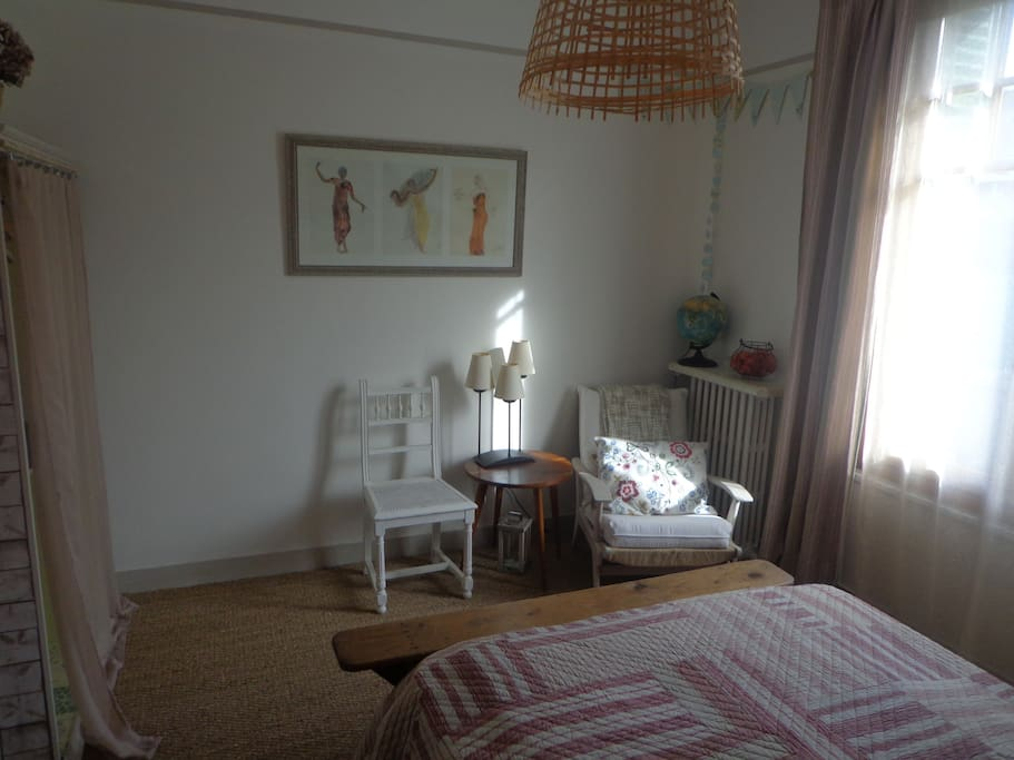 Double Bedroom - Chambre double