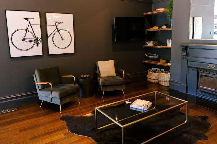 Alchemy House- designer boutique Accommodation