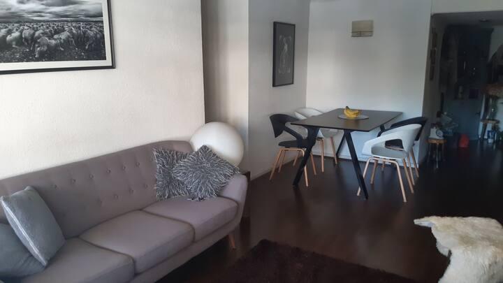 Lindo y acogedor departamento en Las Condes