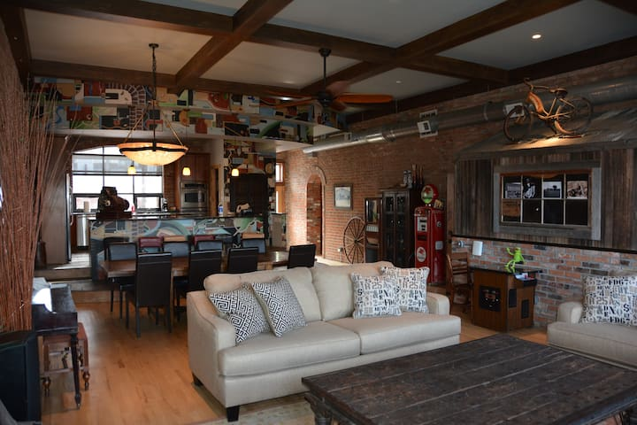 Huge High End Loft in Lodo-Denver - Denver - Loft