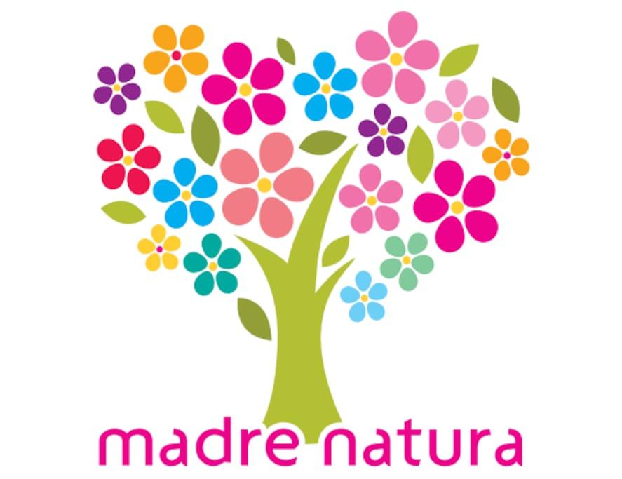 Logo B&B Madre Natura - Rimini