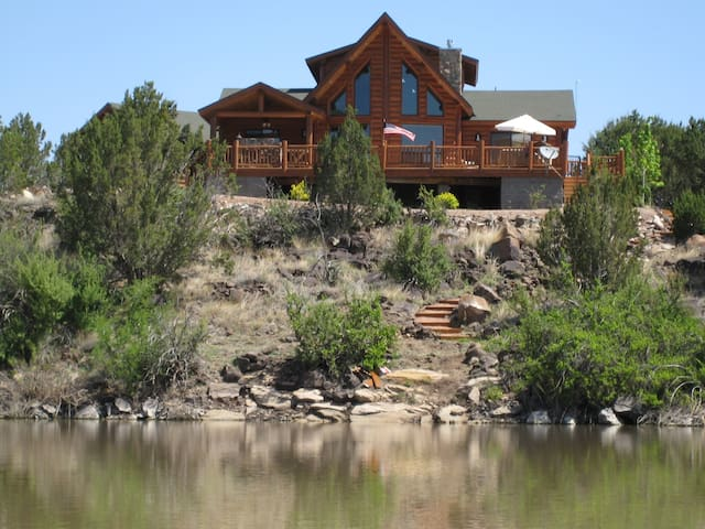 Arizona Lakeview Lodge - Show Low - Huis