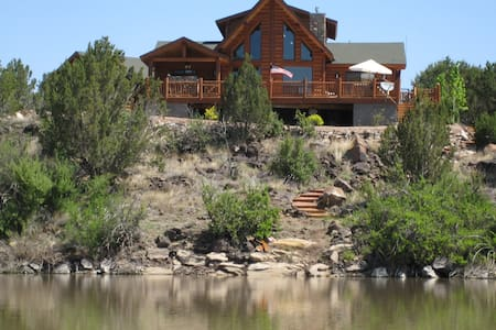 Arizona Lakeview Lodge - Show Low - Casa