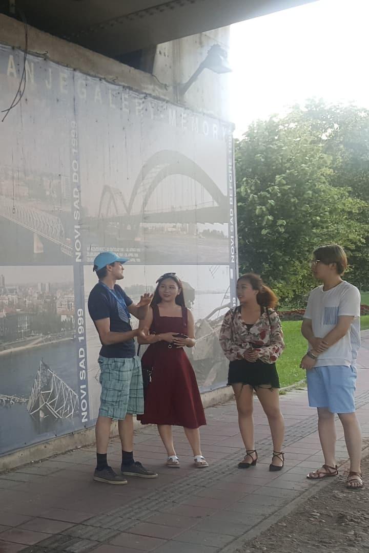 Bridges story