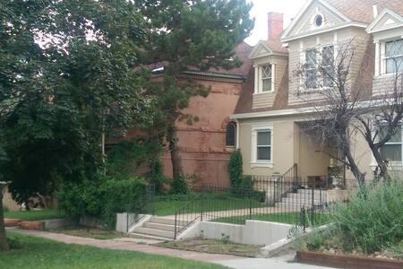 Large, Beautiful Historic Home - Denver - Casa
