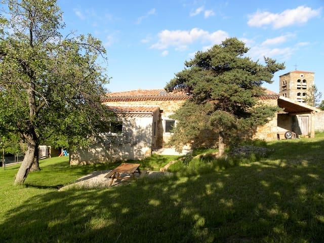 Gite rural en Ardèche verte ***
