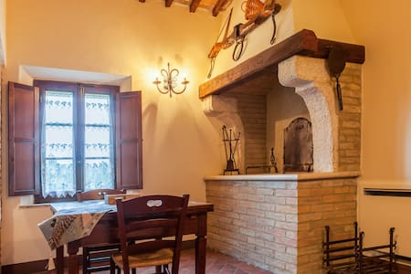 Wonderful apartment in Tuscany - Sovicille