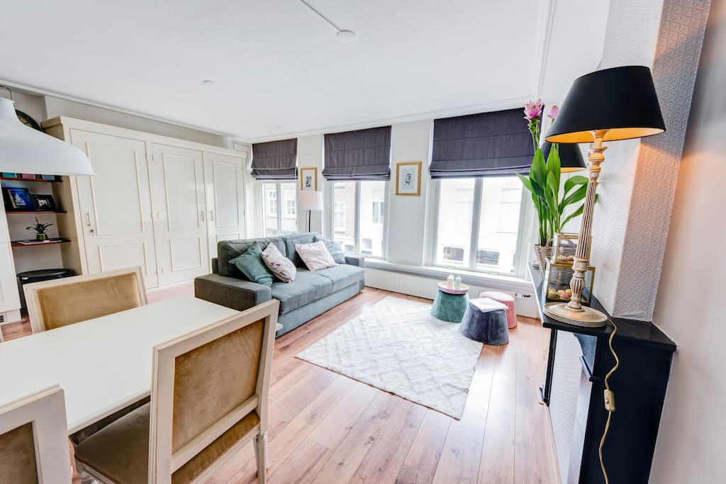 fijn appartementje in het bourgondische centrum appartements louer bois le duc nb pays bas. Black Bedroom Furniture Sets. Home Design Ideas