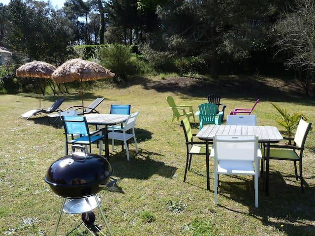 le vent d'eden - Longeville-sur-Mer - Wohnung