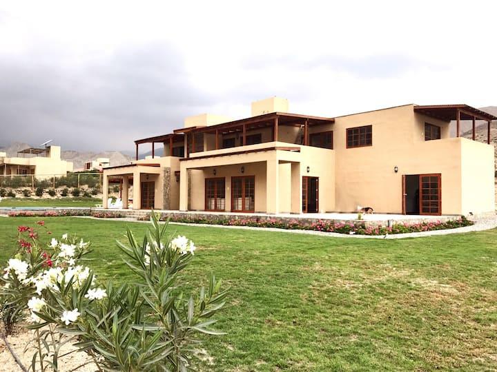 Casa para 15 personas en Cieneguilla Holiday Home