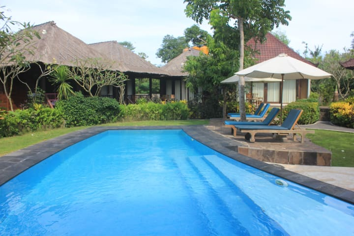 Rigils Bungalows and SPA Nusa Lembongan