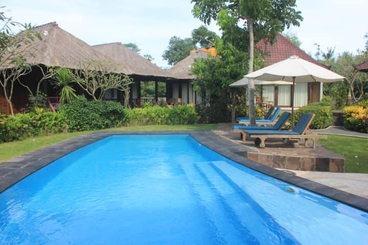 Rigils Bungalows and SPA Nusa Lembongan