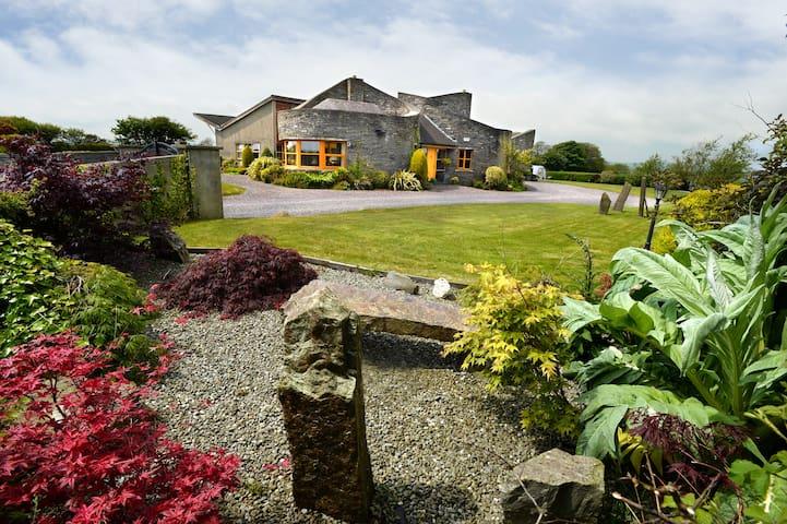 Luxury Home in peaceful setting near Clonakilty