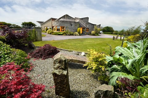 Luxury Home in peaceful setting near Clonakilty