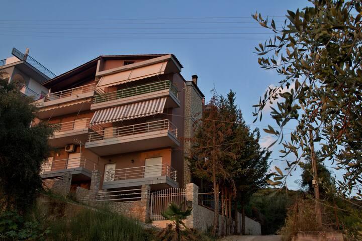 Mantineia Apartment