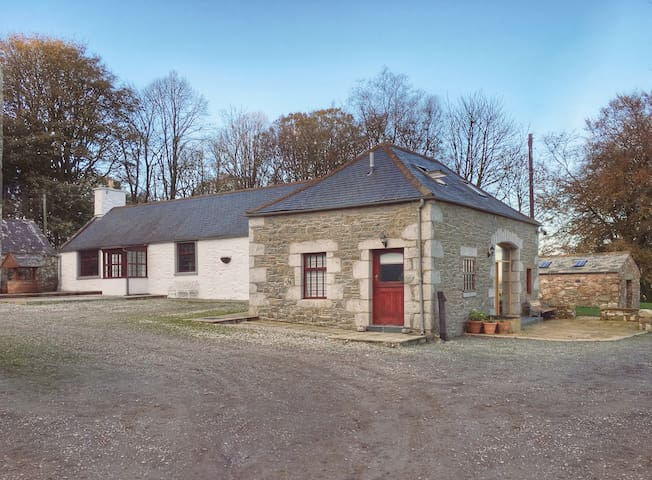 Stable Cottage (Argrennan Manor Estate)