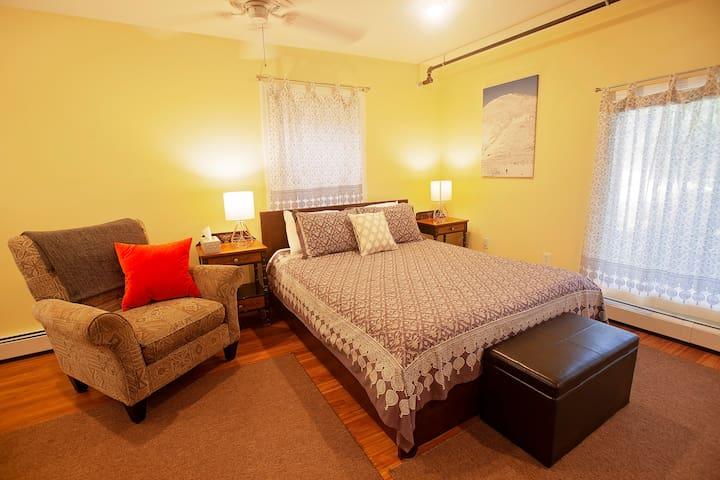 """Notch Hostel - The """"Jefferson Flat"""""""