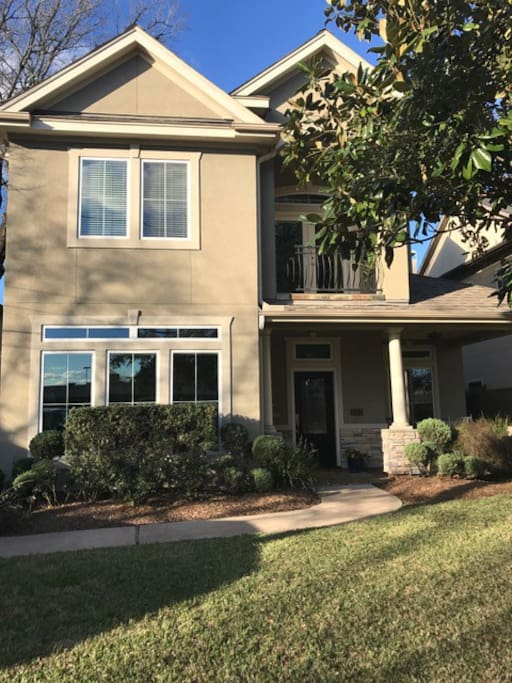 Beautiful home prestigious location for super bowl for Beautiful homes in houston