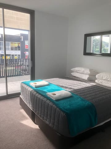 Bedroom 1, King bed or Two Single Beds,  Do not forget to contact your host with your specific bedding requirements.