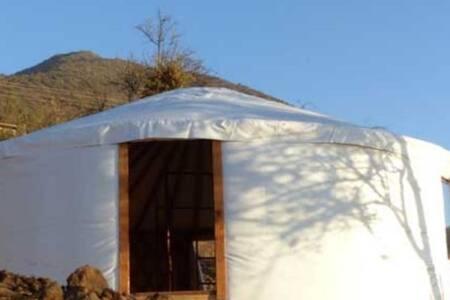Único! Achibueno Yurt para 2 personas
