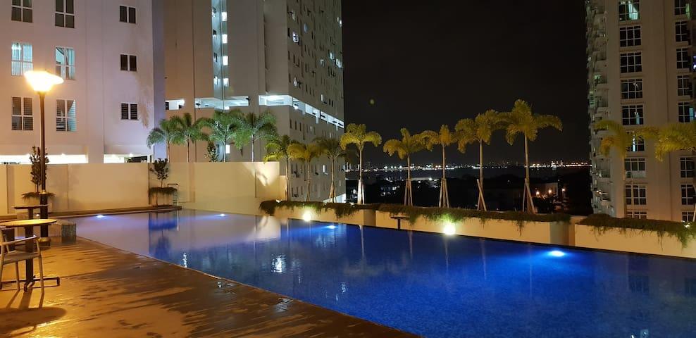 佳人民宿★Karen's Straits Garden Studio Suite★Sea View★