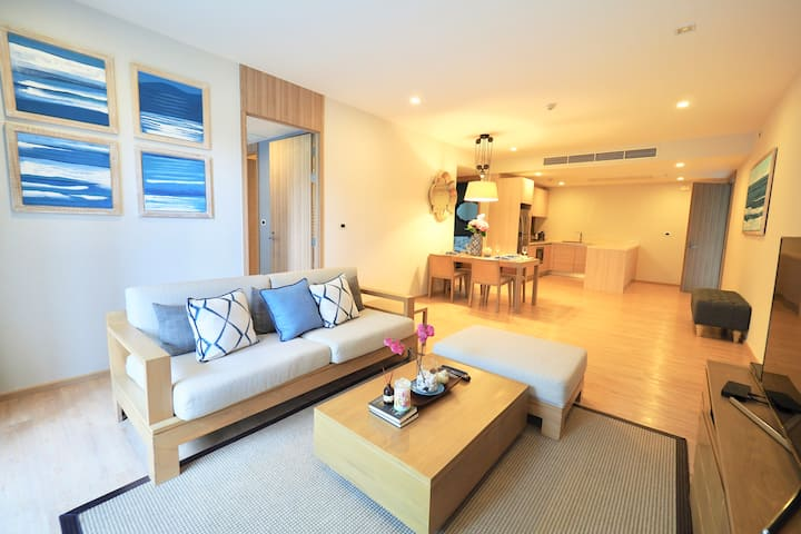 2 Bedrooms Beachfront on Maikhao Beach #B2
