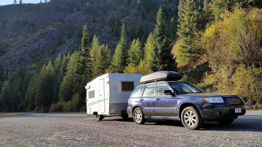 Safe Sweet RV/Tent Parking - Missoula - Other