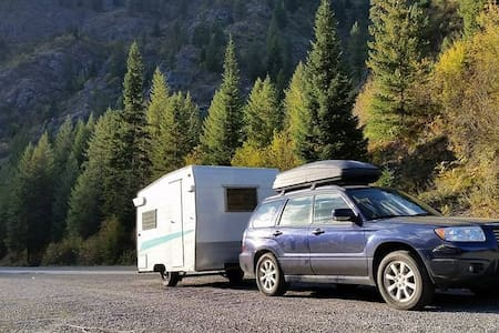 Safe Sweet RV/Tent Parking - Missoula - Altres