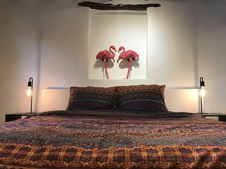 Deluxe Guest Suite El Sotano