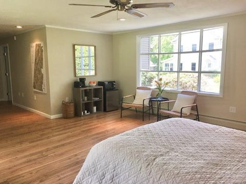 North Adams-  Spacious Bedroom with private bath