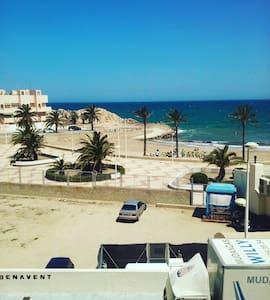 Apartamento primera linea de playa - cullera - 公寓