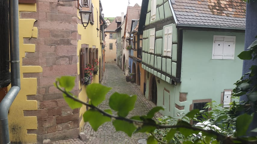 Honeymoon in Riquewihr, Alsace - Riquewihr - Huis