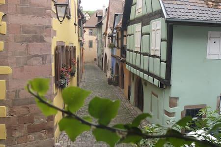 Casa de luna de miel,  Alsace - Riquewihr