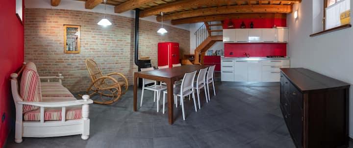 Casa Indipendente in Borgo Medievale