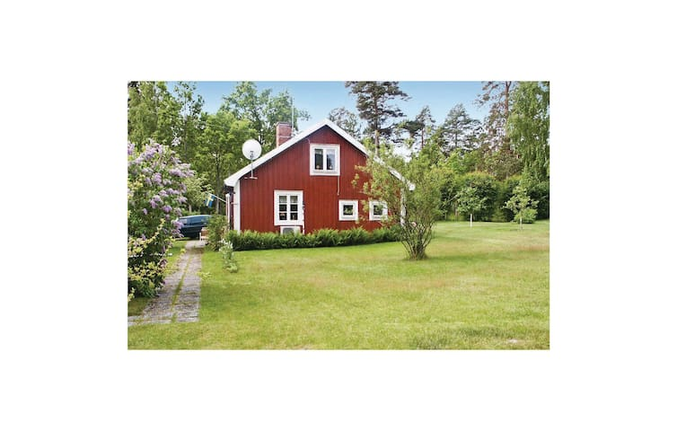 Holiday cottage with 2 bedrooms on 58 m² in Timmernabben